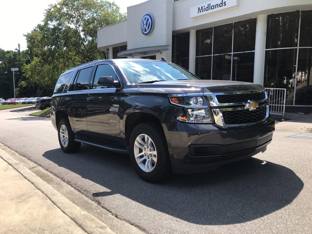 Pre-Owned 2018 Chevrolet Tahoe LS RWD 2WD 4dr