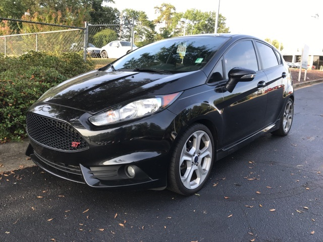 Pre Owned 2014 Ford Fiesta St 4d Hatchback In Columbia M32364a