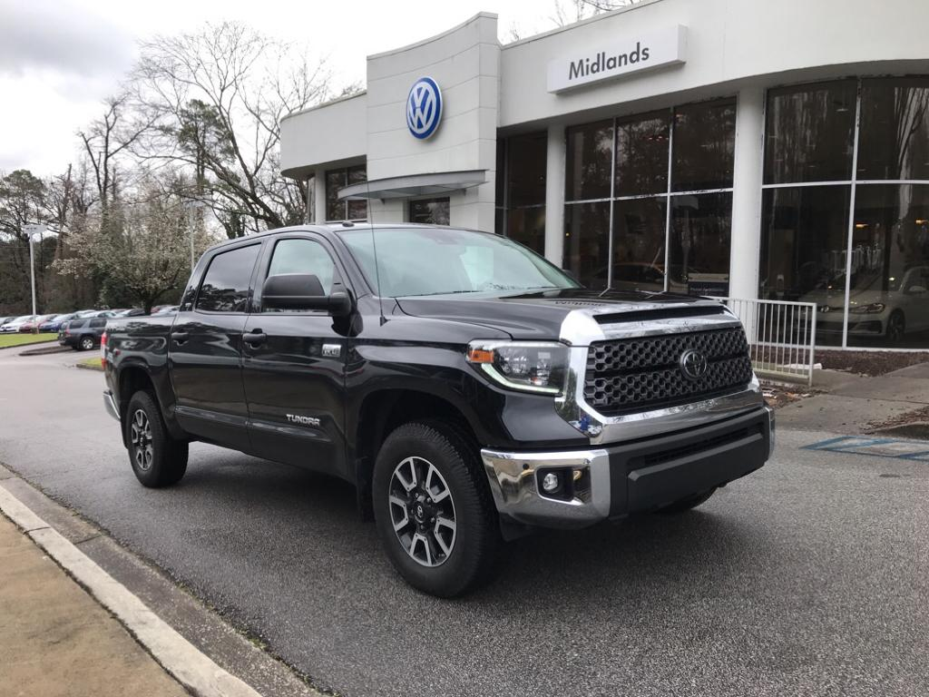 Pre-Owned 2019 Toyota Tundra TRD