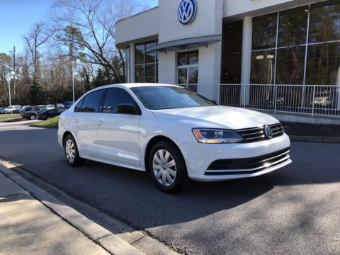 Pre-Owned 2016 Volkswagen Jetta 1.4T S w/Technology